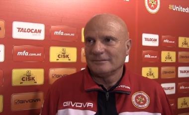 Trajneri i Maltës: Do të bëjmë presion, e do ta sulmojmë Kosovën