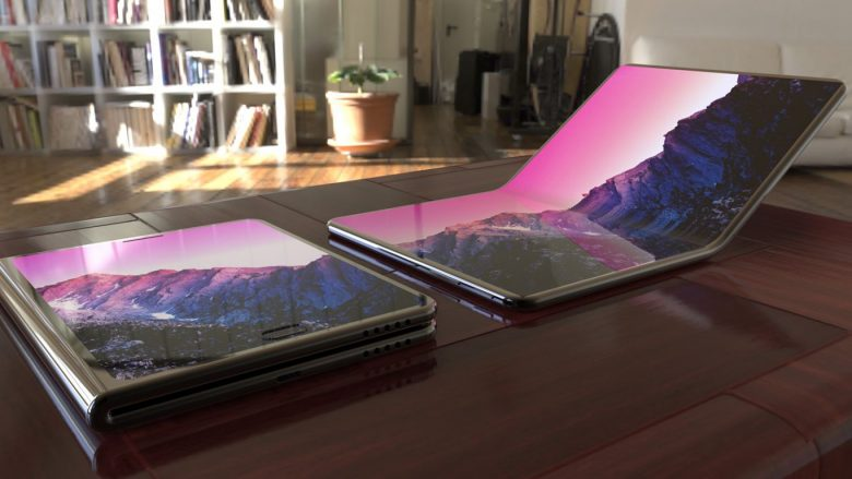 Dalin online detajet e Galaxy X, telefonit të palosshëm të Samsung