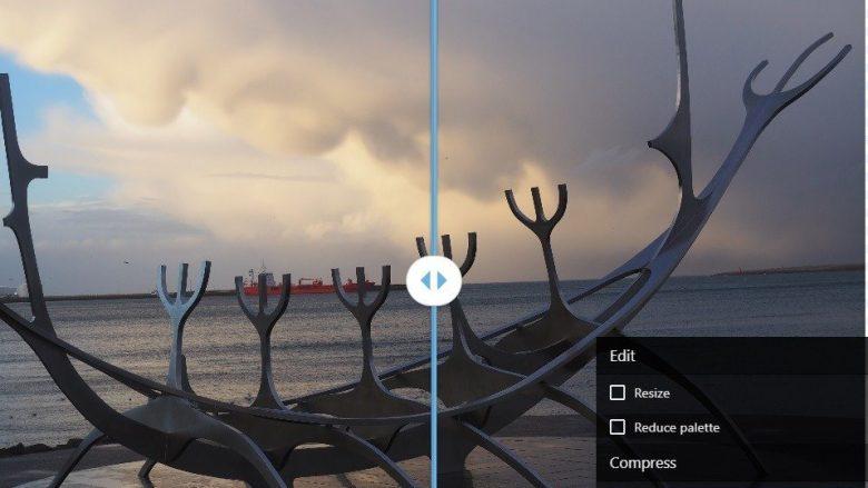 Google lanson Squoosh, aplikacionin e konvertimit të formateve të fotove