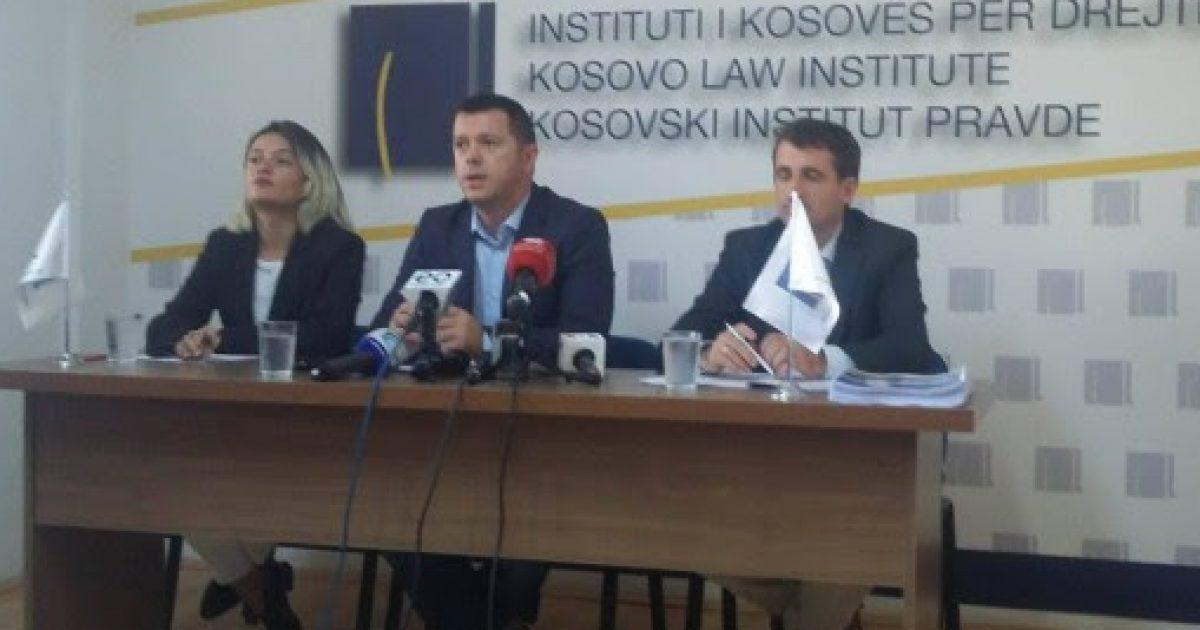 IKD kërkon masa ligjore ndaj kryetarit të Gjykatës së Mitrovicës