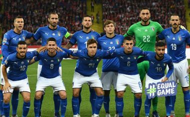 Mancini publikon listën për ndeshjet ndaj Portugalisë dhe SHBA-së - ftohen Tonali, Politano e Grifo, mungojnë Balotelli e Belotti