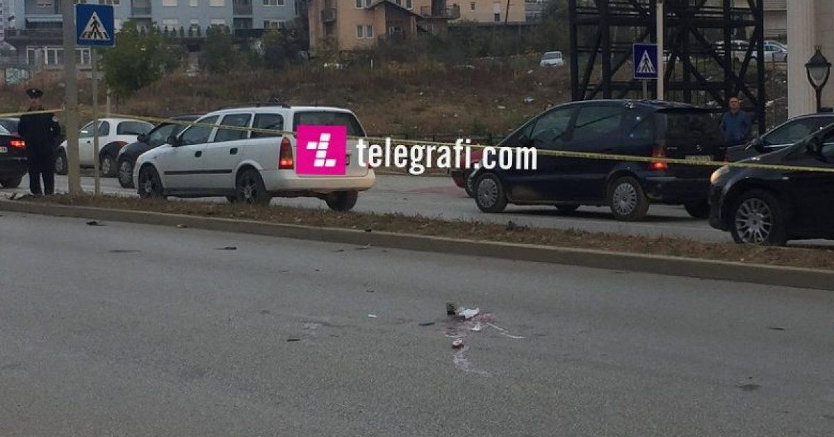 """Vdes 23 vjeçarja në QKUK, e aksidentuar javë më parë te Rruga """"B"""" në Prishtinë"""