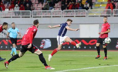Shqipëri 0-4 Skoci, notat e lojtarëve