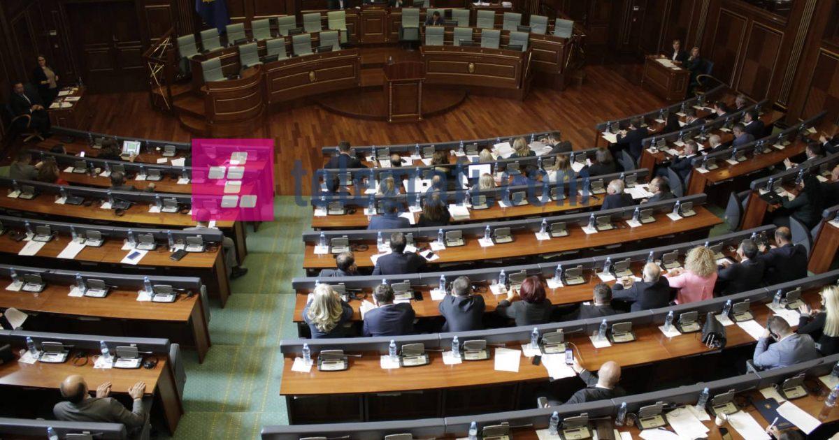 Kuvendi nesër mbanë seancë për dialogun me Serbinë