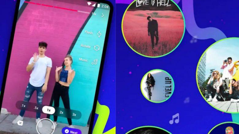 Facebook lanson Lasso, video-aplikacionin e dedikuar për tinejxherë