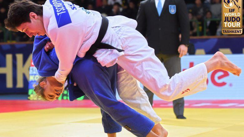 Majlinda Kelmendi (Foto: Facebook/IJF - International Judo Federation)