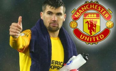 Mat Ryan shihet si pasues i De Geas te Unitedi