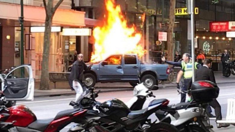 Shteti Islamik merr përgjegjësinë për sulmin në Melburn të Australisë