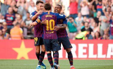 Malcom: Messi nuk është nga kjo botë