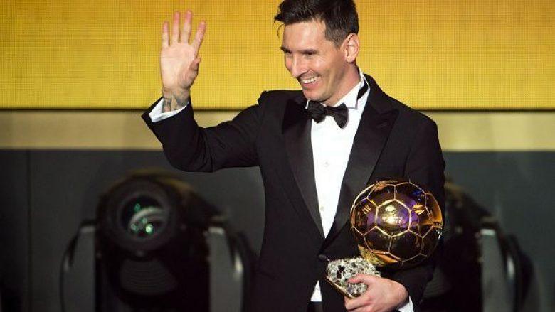 Del Bosque: Topi i Artë humbet gjitha vlerat nëse Messi nuk është aty