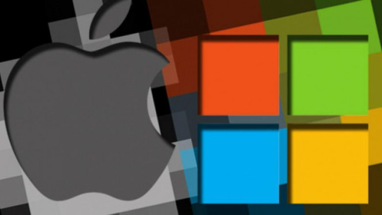 Pas 8 vitesh Microsoft tejkalon Apple për nga vlera e tregut