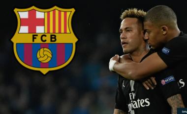 Neymar përgatit largimin nga PSG dhe rikthimin te Barcelona
