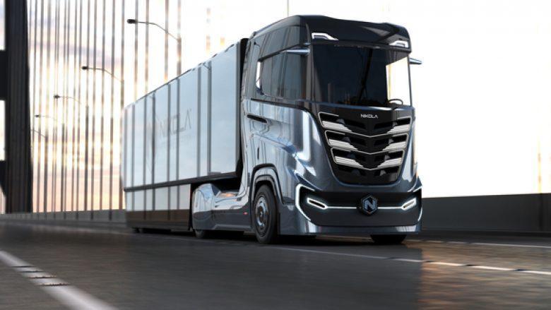 """Rivali i Tesla-s, """"Nikola Motor"""" zbulon kamionin me hidrogjen për Evropë"""