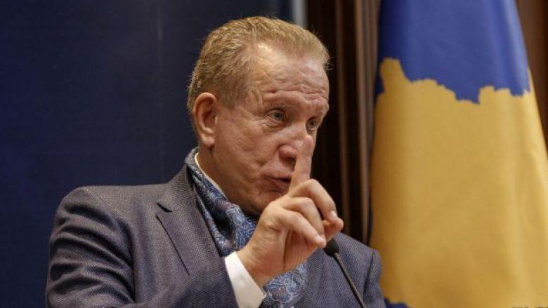 Pacolli: Nuk ka asnjë tërheqje të njohjeve, Kosova njihet nga 116 shtete