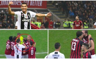 Ronaldo: I lumtur për fitoren, shpresoj që Higuain mos të dënohet rëndë