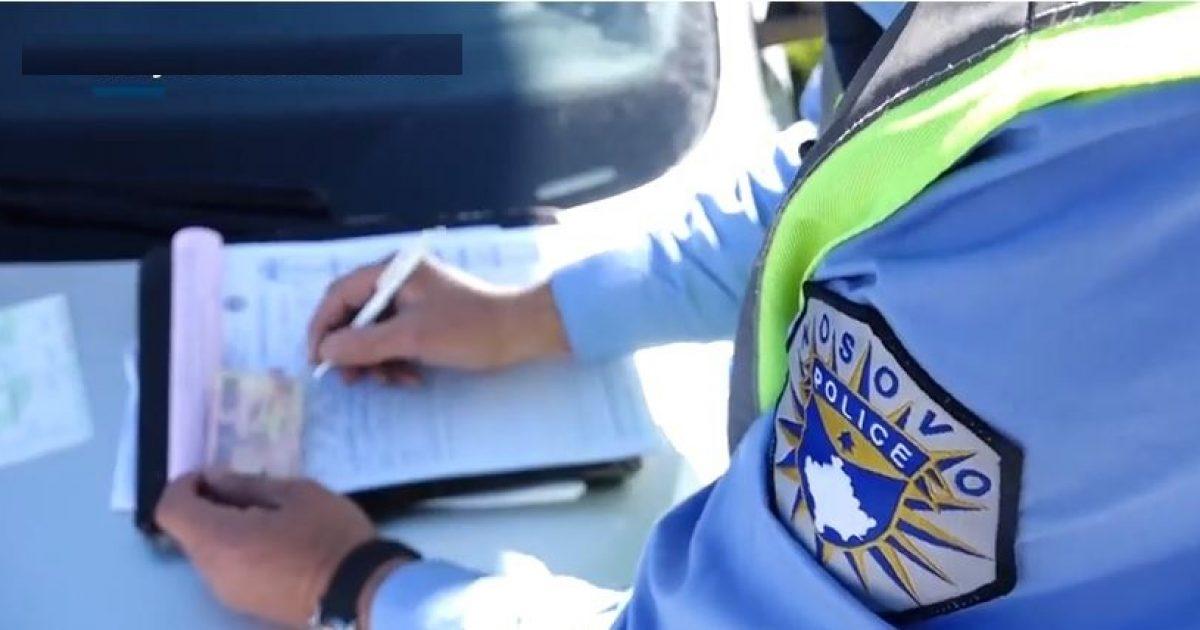 Policia për dy muaj shqipton mbi njëmijë gjoba ndaj shoferëve