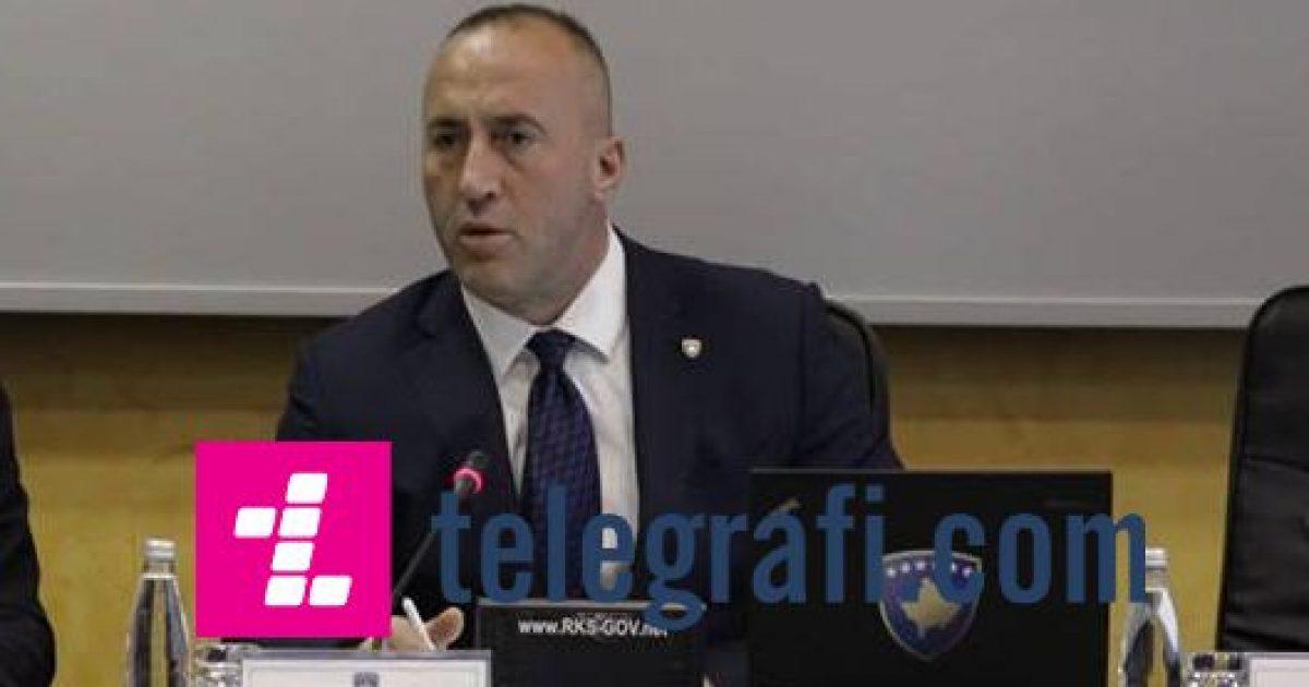 Haradinaj iu shkruan ambasadorëve për taksën, arsyeton vendimin e Qeverisë ndaj produkteve serbe