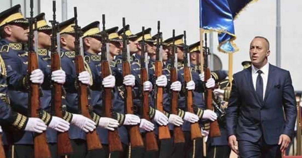 Haradinaj: Ushtria jonë do të jetë e organizuar si KFOR-i