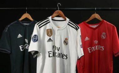 Real Madridi arrin marrëveshje rekord prej 1.1 miliard eurosh me Adidasin, lë shumë mbrapa ekipet si Unitedi e Barça