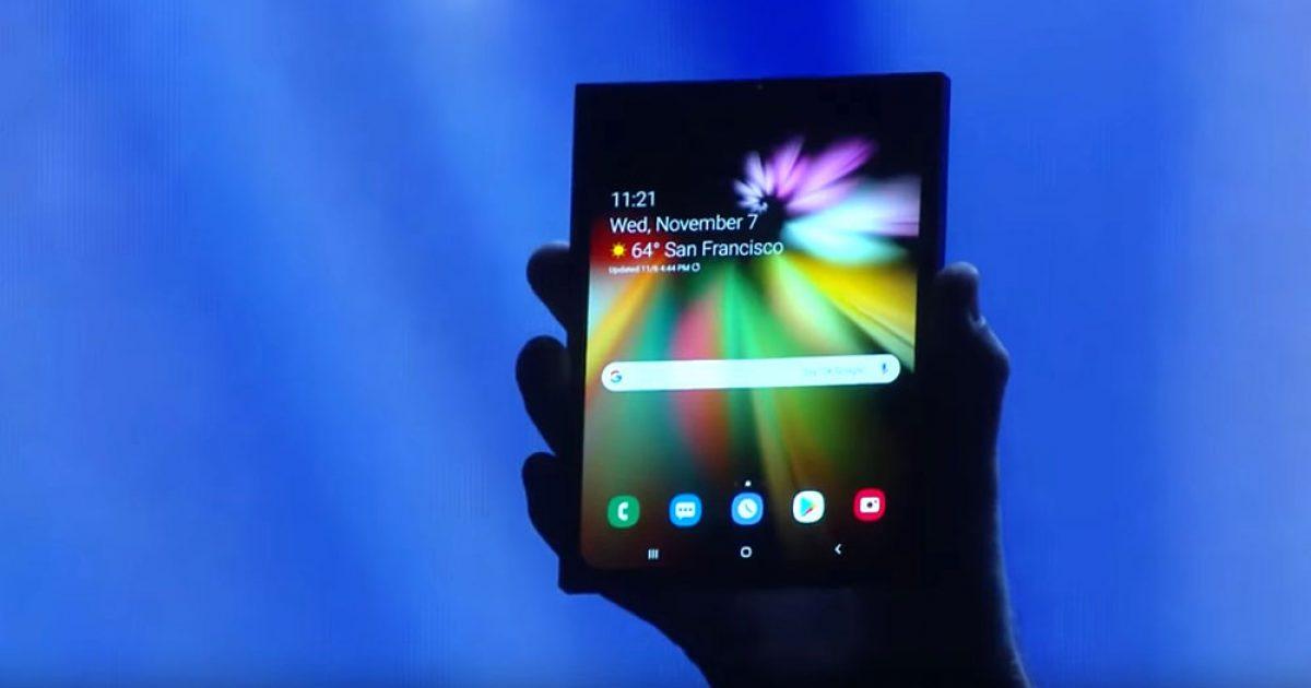 Ja sa do të mund të kushtoj telefoni i palosshëm i Samsung