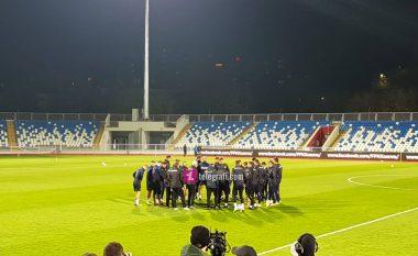 Kosova mban stërvitjen e fundit, të gatshëm për Azerbajxhanin