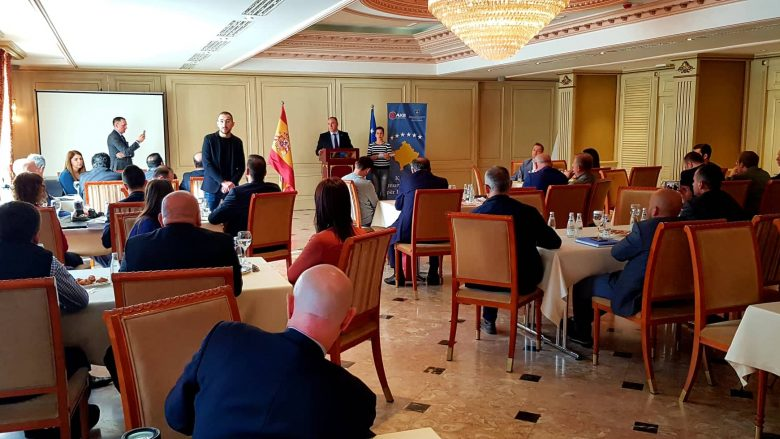 AKB mbledh bizneset kosovare, spanjolle, amerikane, franceze e italiane