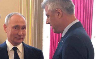 Çollaku tregon se çka e pyeti Thaçi - Putinin