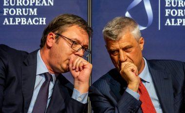 Thaçi dhe Vuçiq sot pritet të arrijnë një para-marrëveshje