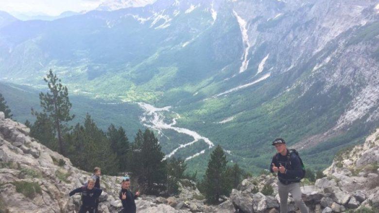 Bukuritë e Alpeve Shqiptare, një mijë turistë të huaj gjatë nëntorit