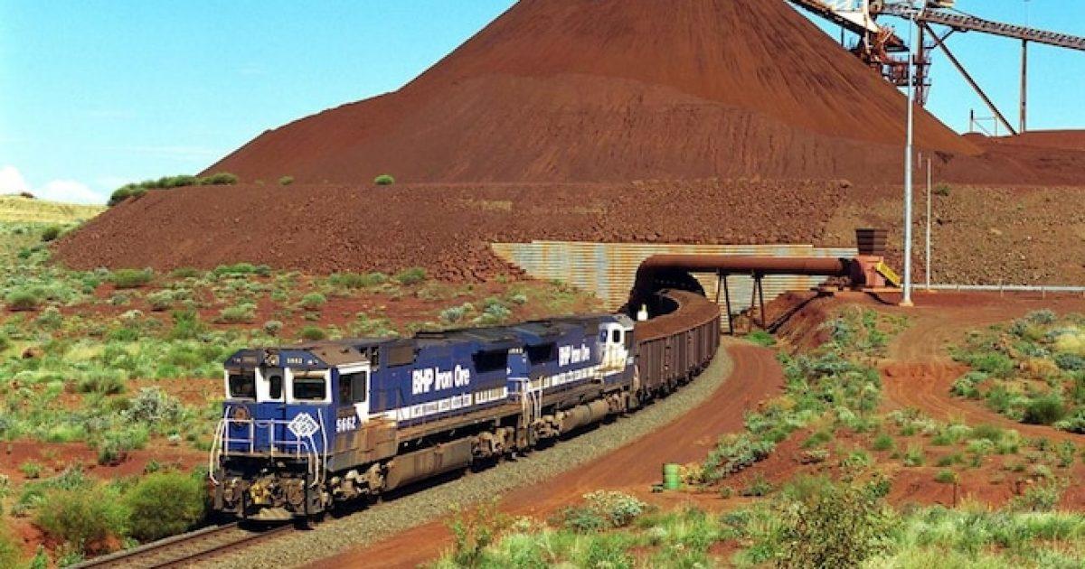 """Treni """"fantazmë"""" në Australi – udhëtoi 92 kilometra, i padrejtuar nga askush!"""