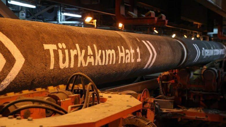 'Rrjedha Turke' do të vihet në përdorim në vitin 2019