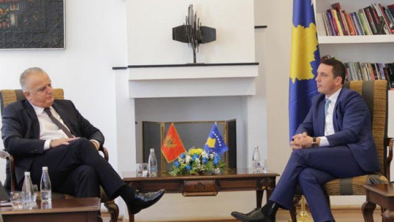 Diskutohet për bashkëpunimin kulturor Kosovë-Mali i Zi