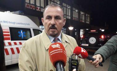 Aksidenti në rrugën Prishtinë-Gjilan, në rrezik për jetën është edhe një i lënduar