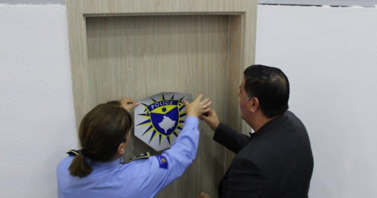 Hapet Zyra e policisë në stacionin e autobusëve në Gjilan