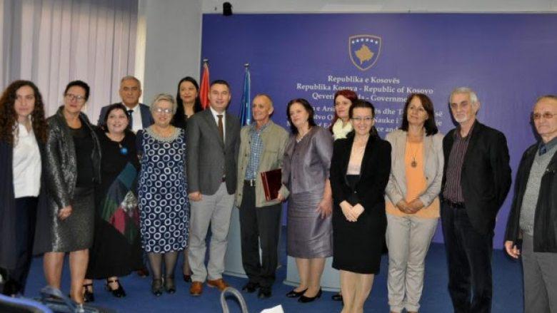 Diskutohet bashkëpunimi në arsim ndërmjet Kosovës dhe Shqipërisë