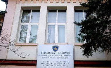 Arrestohen dy zyrtarë të Ministrisë së Shëndetësisë