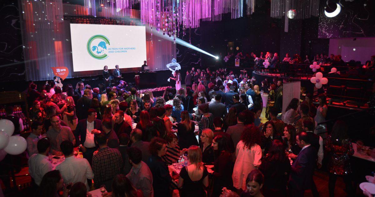 Ngjarja bamirëse Let's Dance mbledh 27 mijë euro