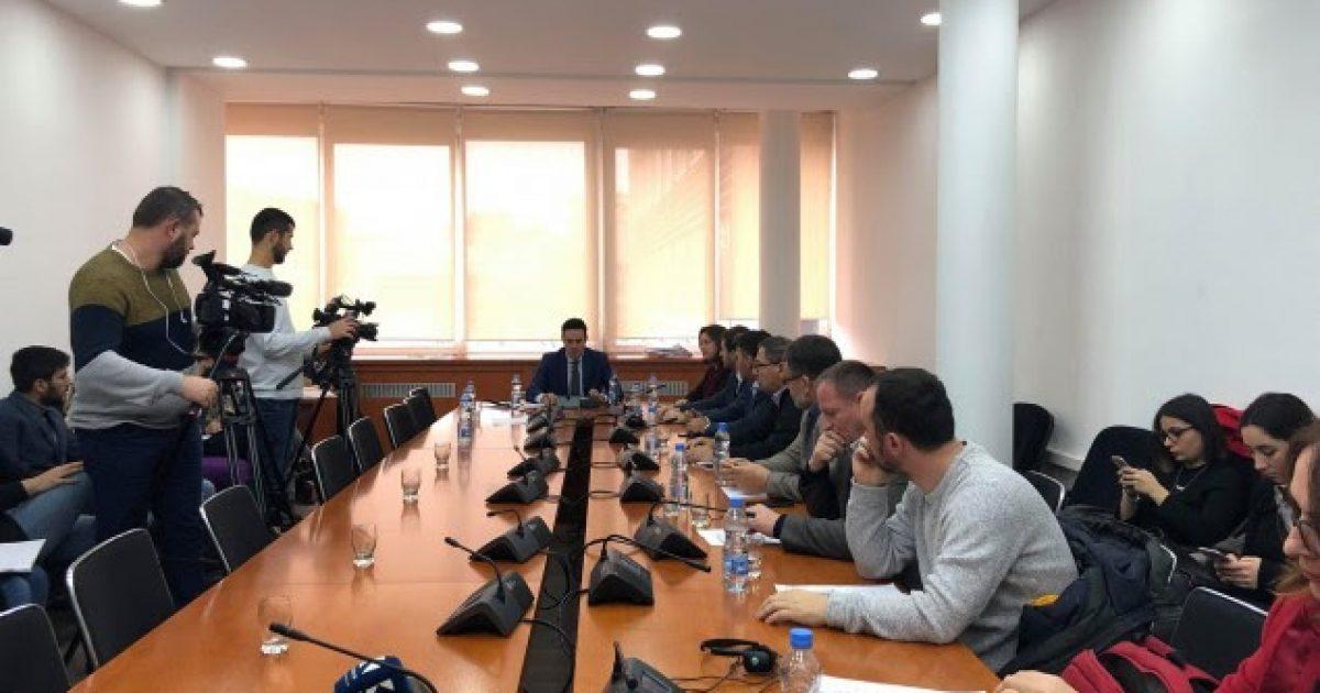 Komisioni për Buxhet dhe Financa votoi projektligjet për transformimin e FSK-së