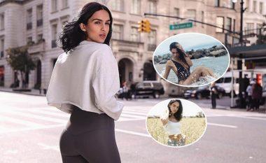 Valbona Bakiu, modelja që po shkëlqen në pasarelat amerikane