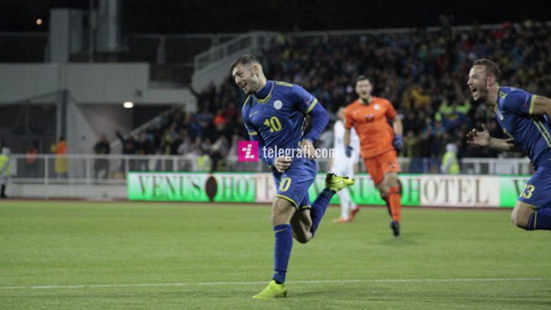 Arber Zeneli lojtari i tretë më i shpejtë në Ligën e Kombeve, e konfirmon ndihmës trajneri i Kosovës