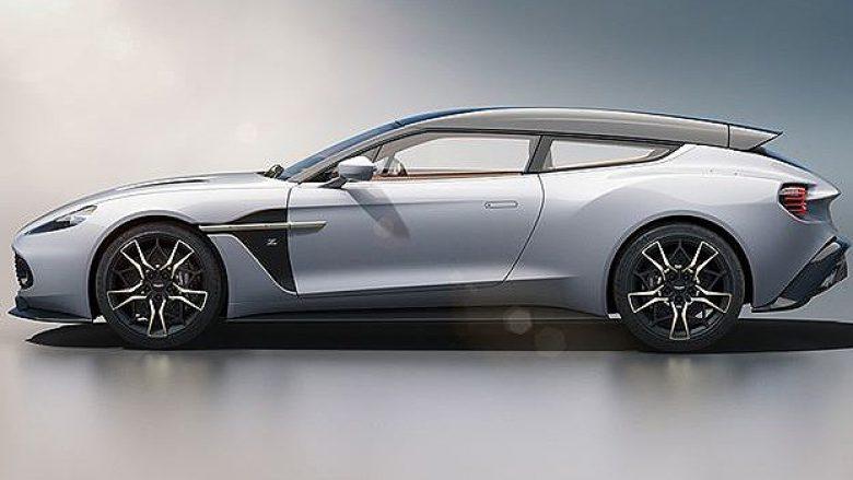 Aston Martin Vanquish Zagato Shooting Brake (Foto)