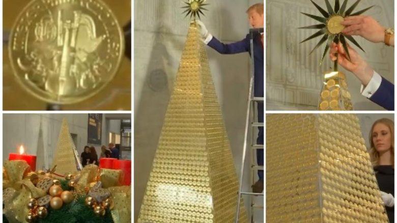 Bredhi më i shtrenjtë në Evropë, është ndërtuar nga ari i pastër – kushton 2.3 milionë euro (Foto/Video)
