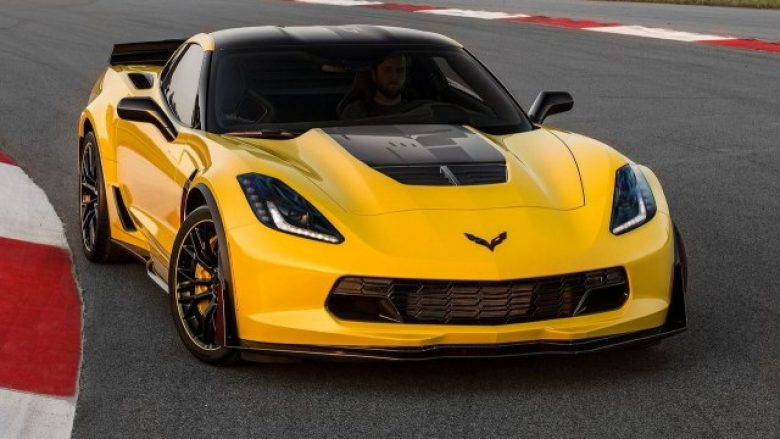 Corvette e re do të dominojë kundër gjermanëve dhe italianëve