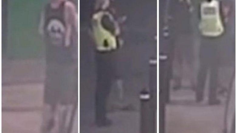 Ther në qafë personin e pafajshëm para syve të policisë angleze, sulmuesi dënohet me 8 vite burgim (Video, +16)