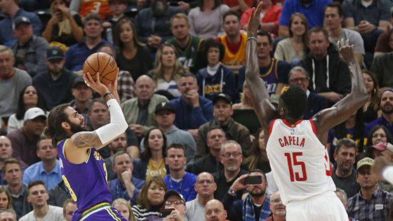 Jazz triumfon ndaj Rockets, fitojnë Bostoni edhe Portlandi