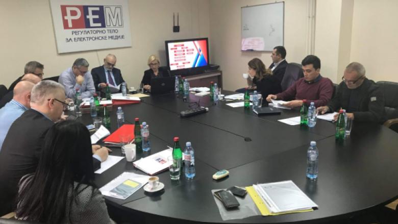 AShMAA do ta përthelloj bashkëpunimin me Trupin Rregullogari për media elektronike të Serbisë