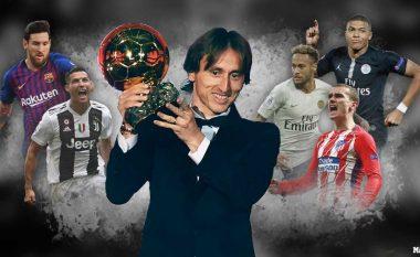 Topi i Artë 2019: A mund ta fitojnë sërish Cristiano Ronaldo apo Lionel Messi?