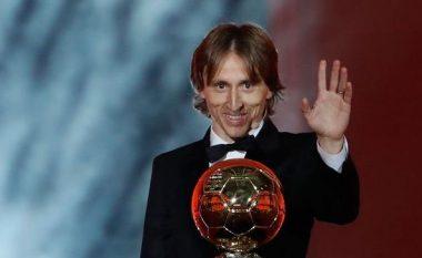 Luka Modric thumbon Messin dhe Ronaldon: Më në fund bota e mori vesh që futbolli nuk është vetëm gola