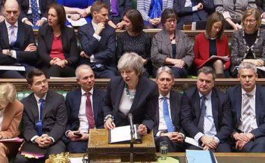 Theresa May merr mbështetjen e konservatorëve
