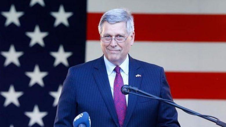 Kosnett flet për çështjen e shkëmbimit të territoreve, është keqkuptuar mesazhi i SHBA-së